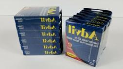Advil Travel Size Lil Drugstore 12 Box Lot 200mg 2 Coated Ta