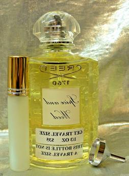 TRAVEL SIZE CREED SPICE AND WOOD EDP 0.33 FL. OZ. 10 ML EDP