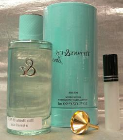 travel size tiffany and love for her