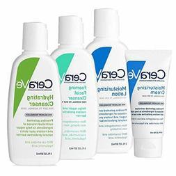 CeraVe Travel Size Toiletries Skin Care Set | Contains CeraV