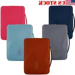 Travel Storage Bags Set Nylon Packing Cube Bag Luggage Organ