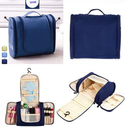 Travel Toiletry Hanging Organizer Bag Cosmetic Makeup Bag FR