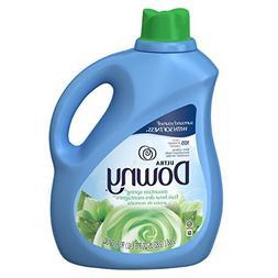 Downy Ultra Fabric Softener Mountain Spring Liquid 105 Loads