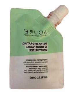 Acure Ultra Hydrating 12 Hour Facial Moisturizer 0.67 oz. Tr