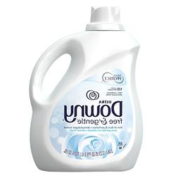Downy Ultra Free & Gentle Liquid Fabric Conditioner , 120 Lo