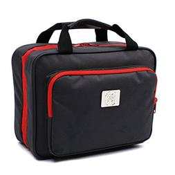 Large Versatile Travel Cosmetic Bag - Perfect Hanging Travel