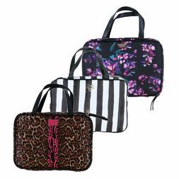 Victoria's Secret Hanging Cosmetic Bag Zipper Case Makeup Tr