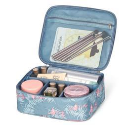 Waterproof Cosmetic Case Makeup Cosmetic Bag Toiletry Bag Tr