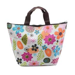 Nsstar Waterproof Picnic Lunch Bag Tote Insulated Cooler Tra