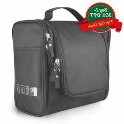 Waterproof Travel Toiletry Bag Bathroom Shower Bags with Han
