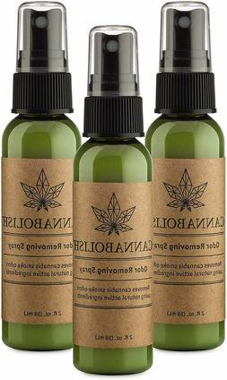 Cannabolish Weed Smoke Odor Eliminating Spray/Air Freshener,