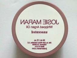 JOSIE MARAN WHIPPED ARGAN OIL -UNSCENTED Deluxe Travel Size