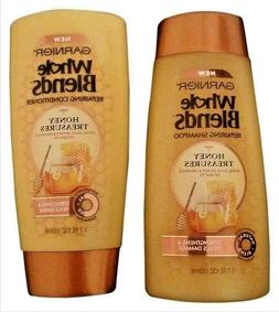 Garnier Whole Blends Honey Treasures Shampoo & Conditioner T