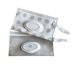 Premium Wipe Dispenser Set - Reusable Gender Neutral Baby We