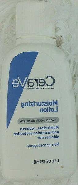 x 6 CeraVe Moisturizing Lotion Sulfate & Fragrance-Free, 1 o