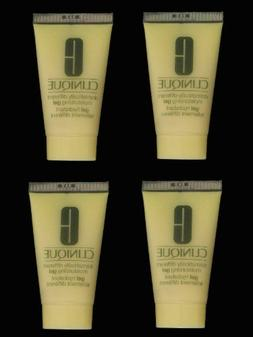 Lot of 4 x 1 oz Clinique Dramatically Different Moisturizing