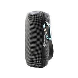zipper portable hard case bag